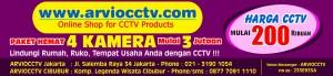 Produk Arvio CCTV