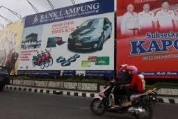 pajak reklame lampung